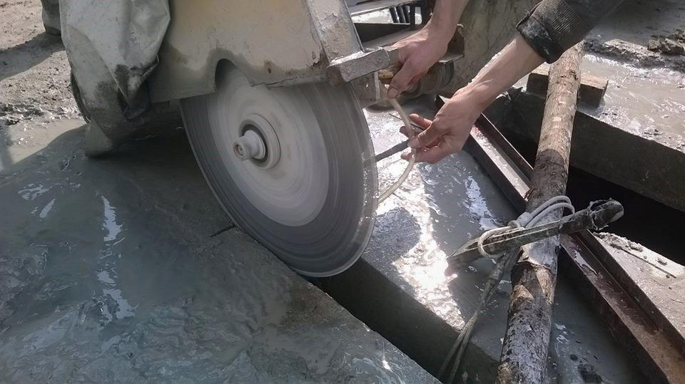 khoan cắt bê tông long an
