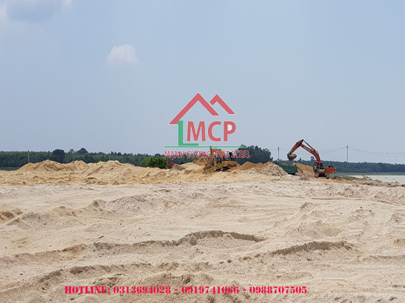The latest quotation of construction sand in 2020