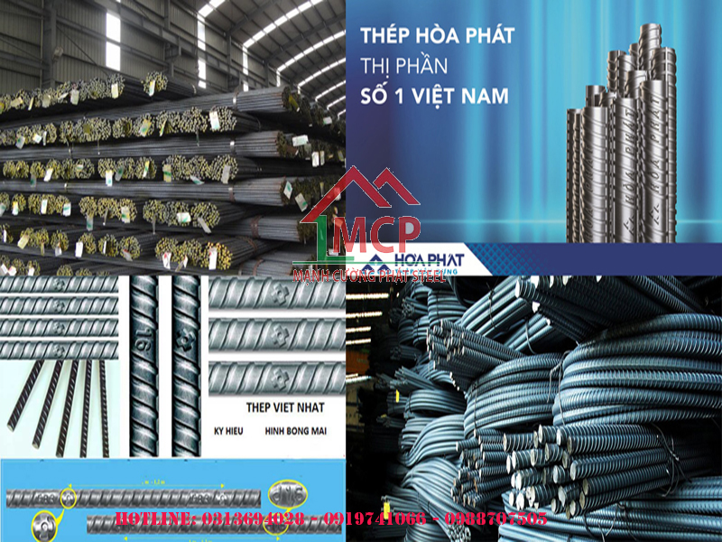 Update the latest Hoa Phat steel prices in April 2020 | Building materials Manh Cuong Phat