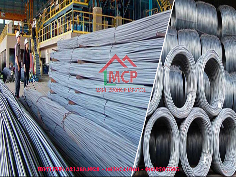 The latest price list for Hoa Phat steel in 2020   Building materials Manh Cuong Phat