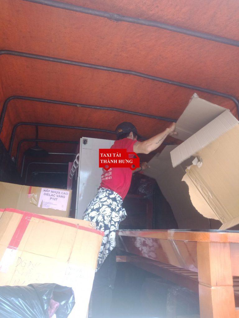 chuyển nhà thành hưng,Taxi tải Thành Hưng quận 9 tháng 5 năm 2020