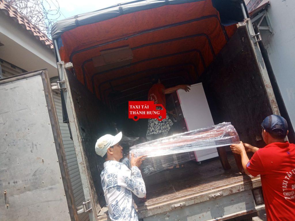 chuyển nhà thành hưng,Taxi tải Thành Hưng quận 2 tháng 5 năm 2020