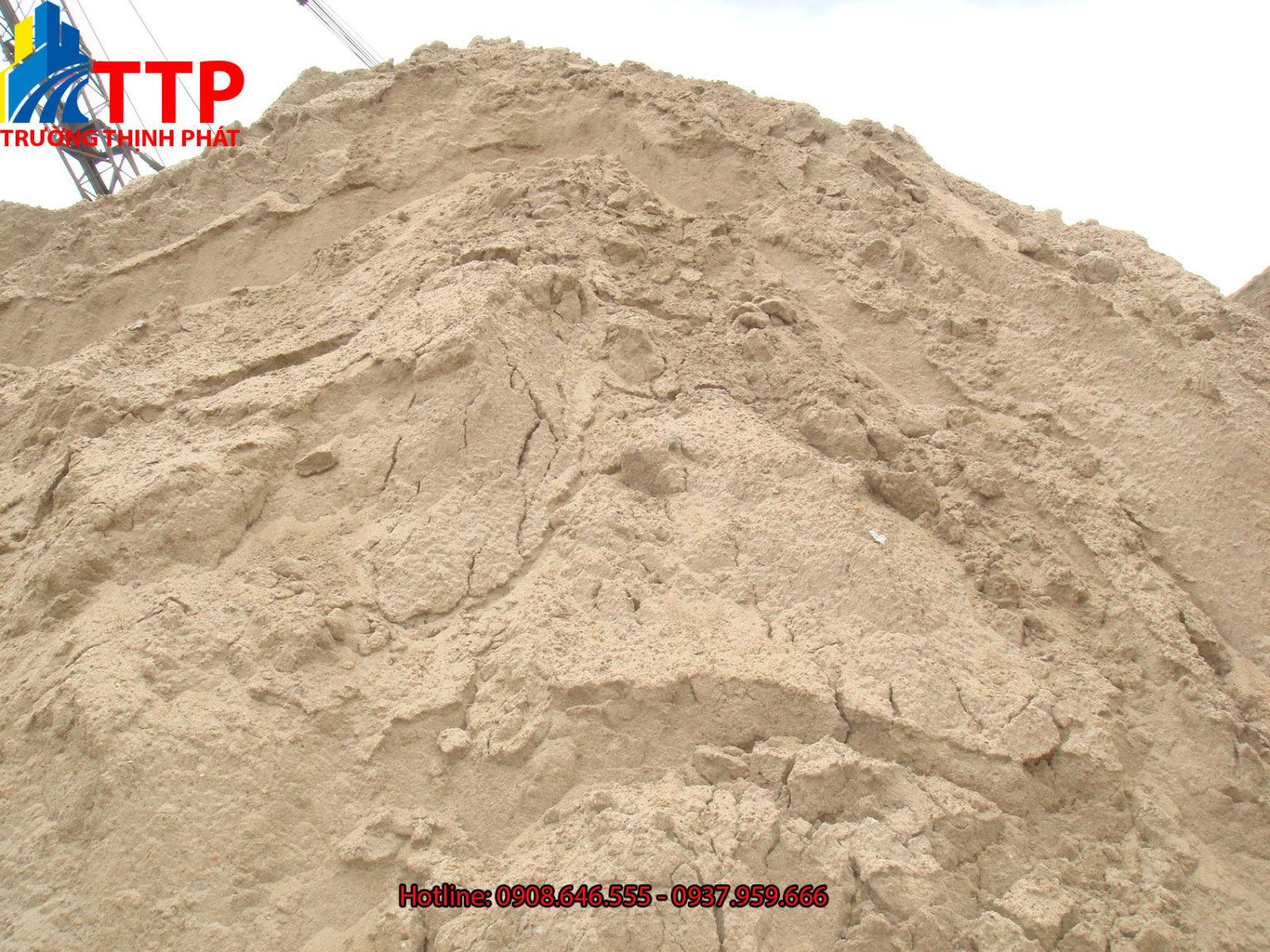 Báo giá cát bê tông rửa- Bảng giá cát bê tông mới nhất tại tphcm