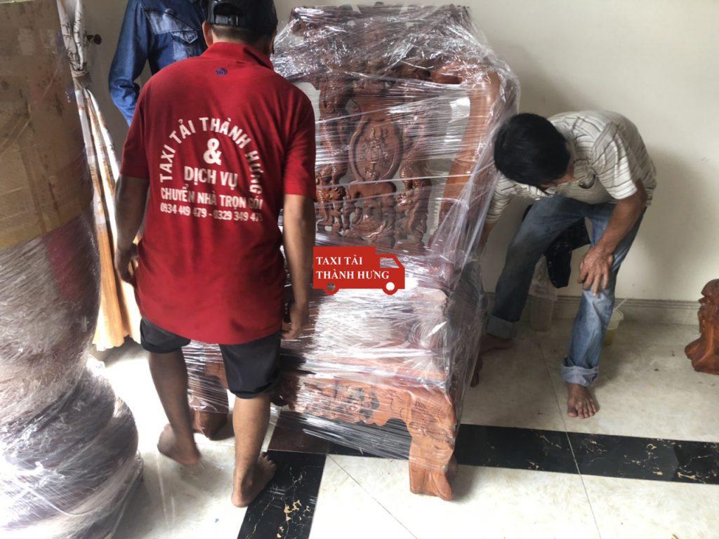 chuyển nhà thành hưng,Taxi tải Thành Hưng TPHCM báo giá chi tiết