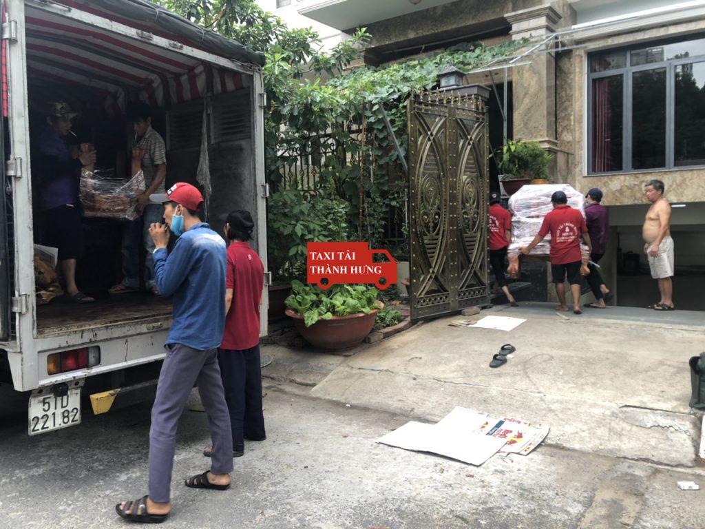 chuyển nhà thành hưng,Taxi tải Thành Hưng quận 10 báo giá chi tiết