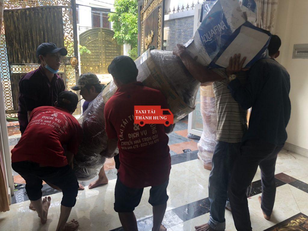 chuyển nhà thành hưng,Taxi tải Thành Hưng quận Gò Vấp báo giá chi tiết