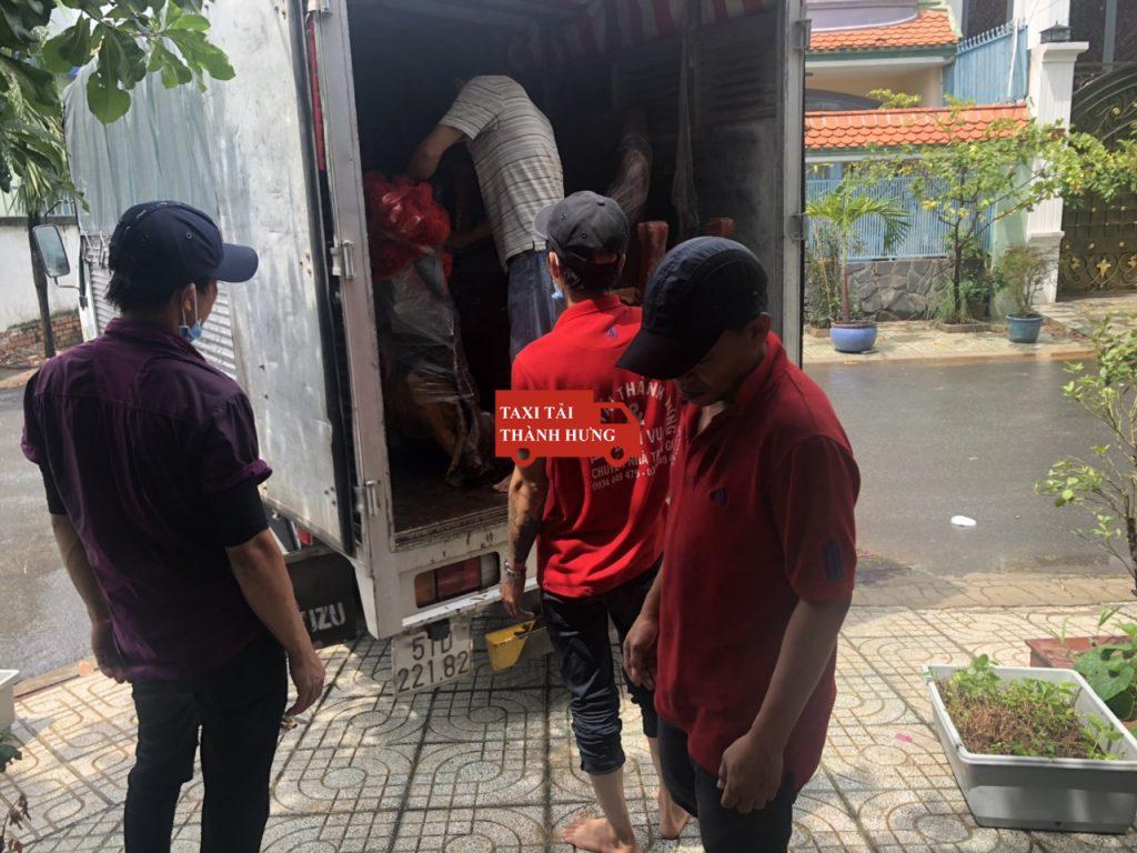 chuyển nhà thành hưng,Taxi tải Thành Hưng quận Bình Thạnh báo giá chi tiết