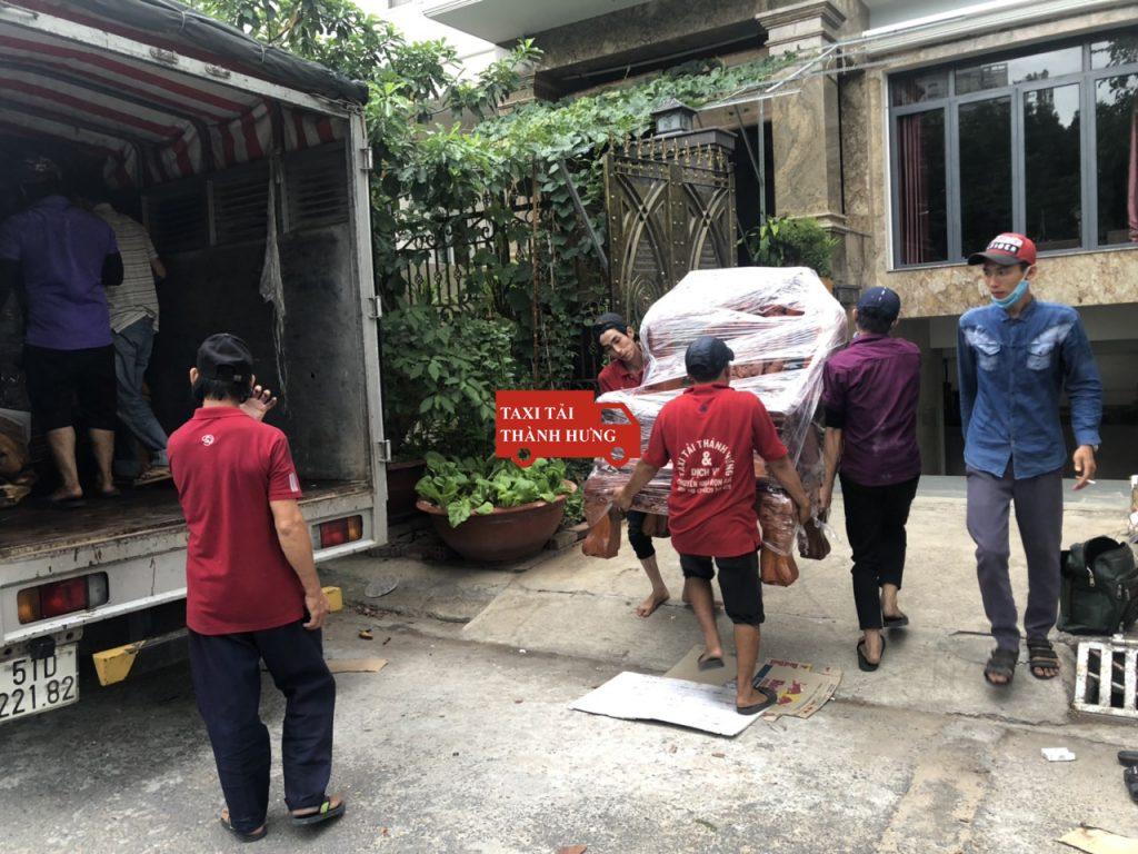chuyển nhà thành hưng,Taxi tải Thành Hưng quận 8 báo giá chi tiết
