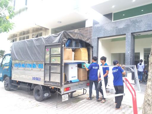 Dịch vụ bốc xếp hàng hóa huyện Bình Chánh trọn gói giá rẻ uy tín