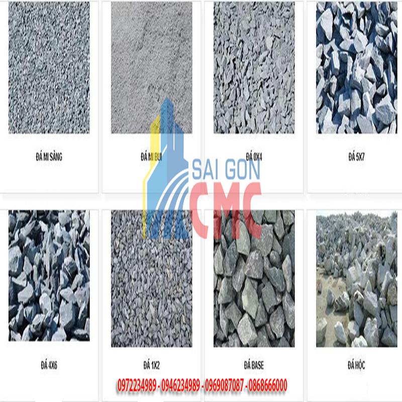 Giá đá xây dựng khả năng cạnh tranh cao