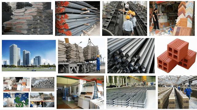 Top 10 địa chỉ bán vật liệu xây dựng chất lượng, giá rẻ tại Tphcm