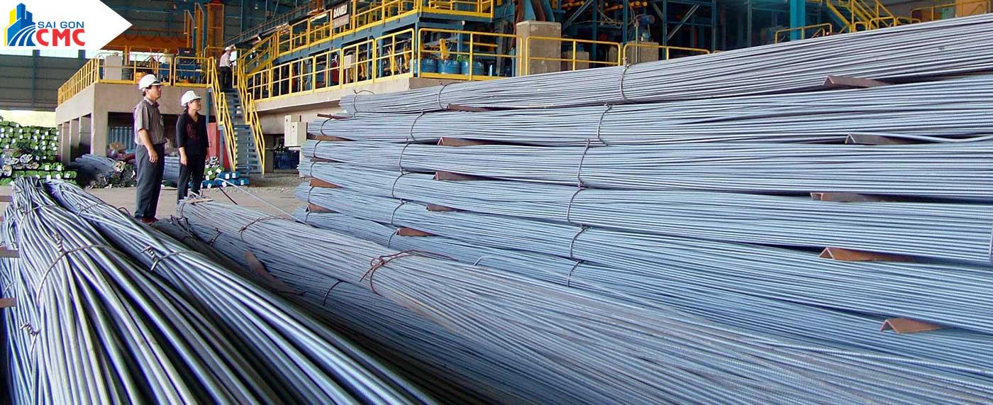 Báo giá sắt thép tại Đồng Nai