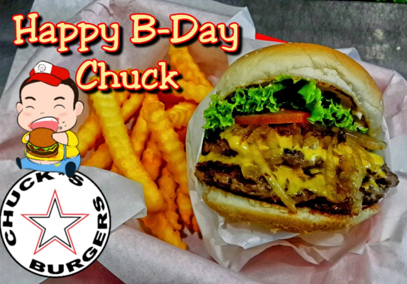 Chuck's Burger