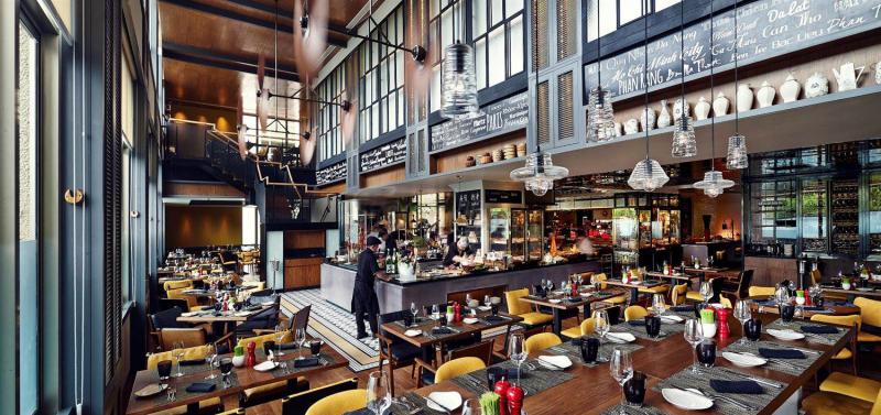 Mezz - Buffet Tương Tác - Sofitel Saigon Plaza