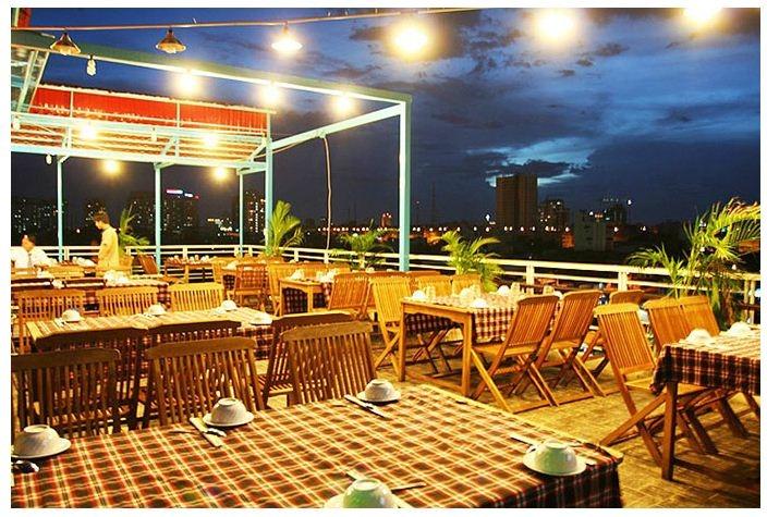 Nhà hàng Buffet Hàng Dương