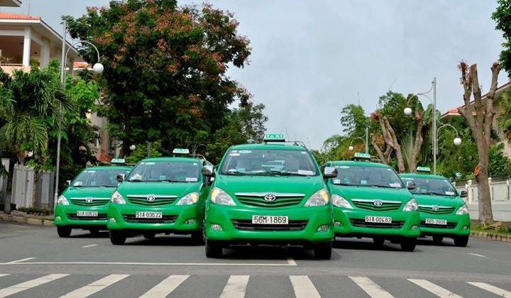 Taxi Mai Linh