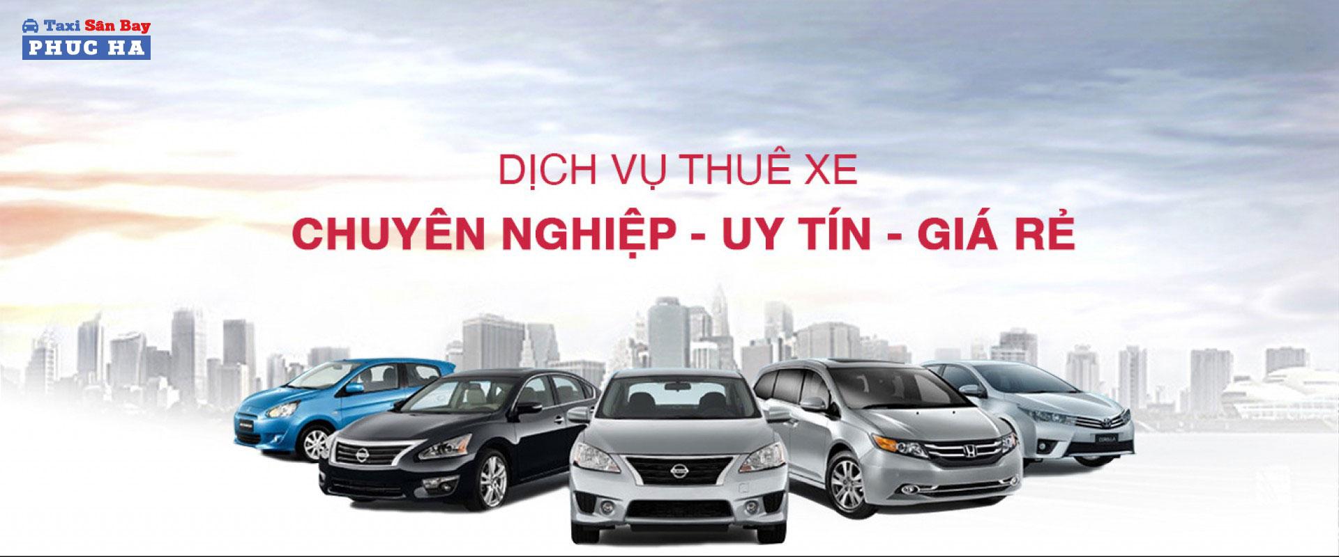 Taxi Phúc Hà